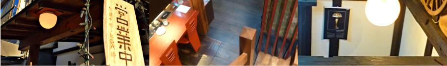 「吾路さん」と常連客に呼ばれるマスターがひとりで店に立つ。
